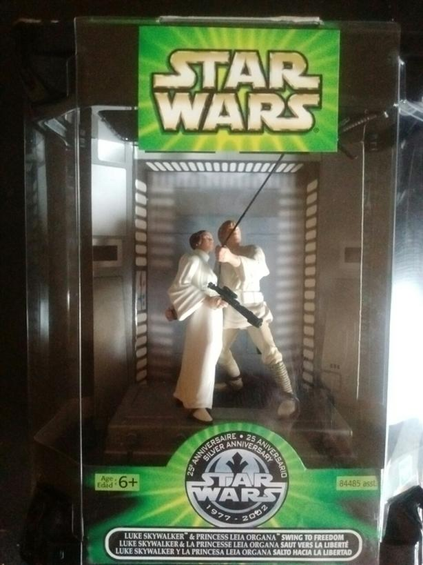 Star Wars 1977-2002 Power of the Jedi 25th Anniversary Collection