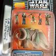 1995 Star Wars Micro Machine Action Fleet  Battle Pack #1 & #3