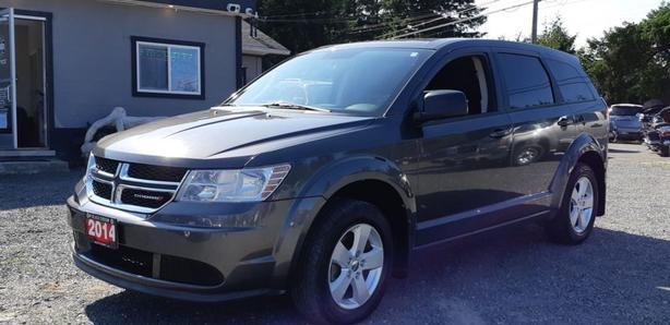 2014 Dodge Journey Black Creek Motors