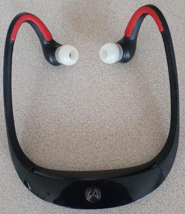 Motorola blue tooth wireless headset