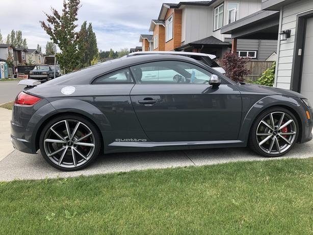 2018 Audi TTS lease take over