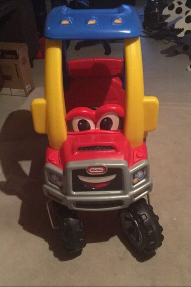 Little Tikes Truck Ride On