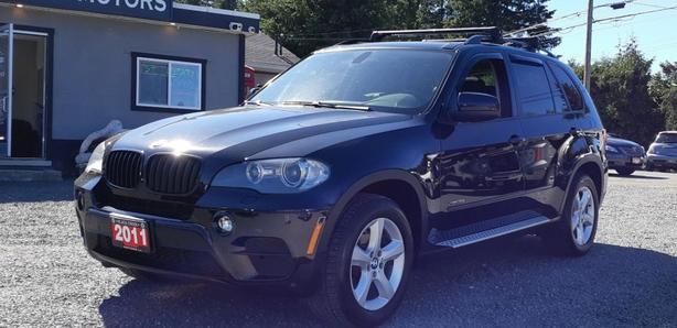 2011 BMW X5 XDRIVE35I Black Creek Motors