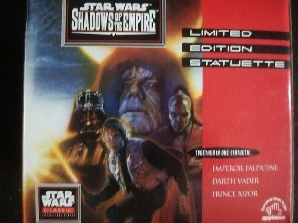 1996 Star Wars Shadows of the Empire Limited Edition 4922-5000