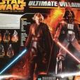 "2005 Revenge of Sith 12""  Ultimate Villain Anakin Skywalker"