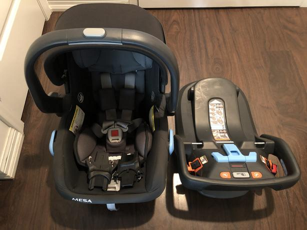 Uppababy Mesa in very good condition
