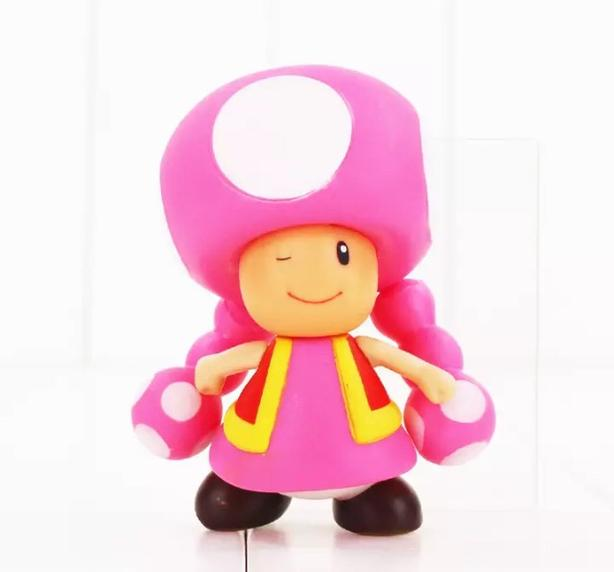 Toadette Figure