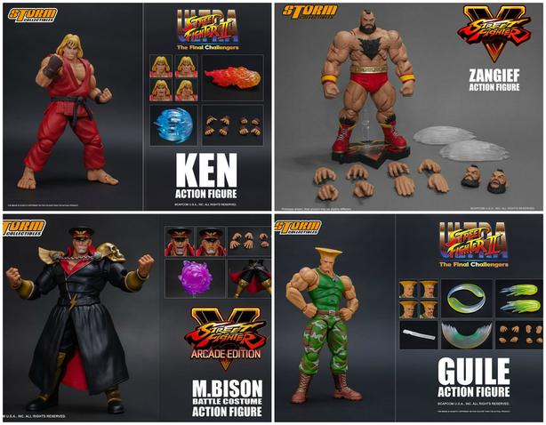 Storm Collectibles Figures REDUCED! (Sep 27th)