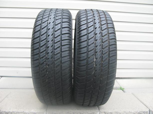 TWO (2) COOPER COBRA RADIAL G/T TIRES /195/60/14/ - $70