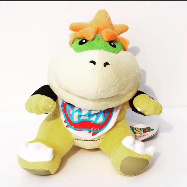 Bowser Jr Plush