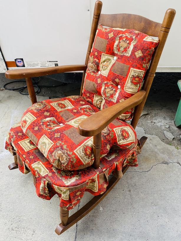 Midsize Rocking Chair