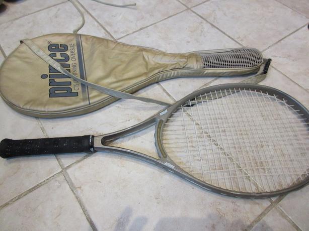 Prince Carbon Fiber Graphite Oversized Tennis Racket
