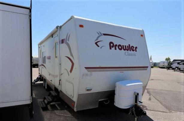 2007 PROWLER CLASSIC 24RKS