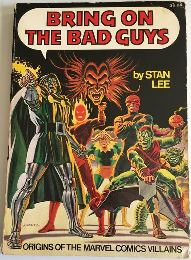 Bring on the Bad Guys Book