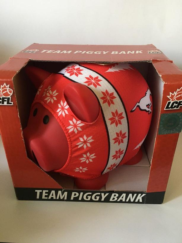 CFL Piggy Bank