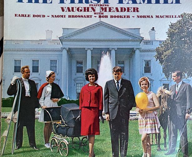 The Kennedy's Vinyl Album