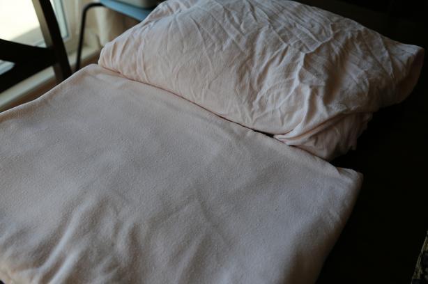 Double Bedsheet Set 100% Cotton Soft 2 piece