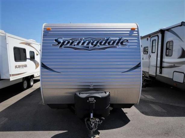 2013 Keystone RV SPRINTER SPRINGDALE 260TBL