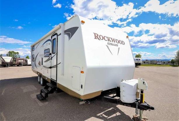 2012 Forest River ROCKWOOD 2601
