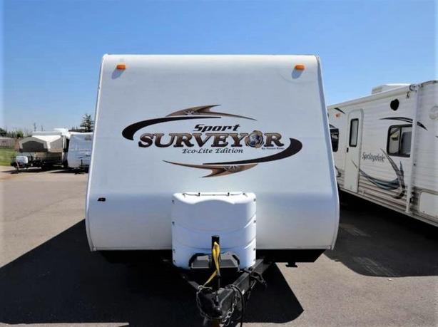 2011 Forest River SURVEYOR TT SP295