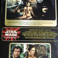 "1999 HASBRO THE POWER OF THE FORCE 12"" PRINCESS LEIA WITH CHAIN'S"