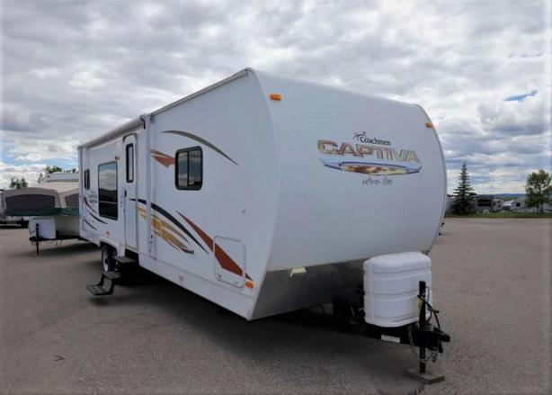 2009 Coachmen CAPTIVA 295RKS
