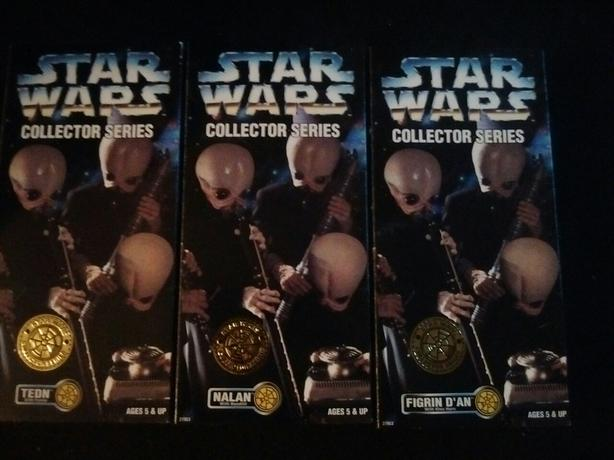 "1997 KENNER 12""COLLECTOR SERIES Action Figure CANTINA BAND"