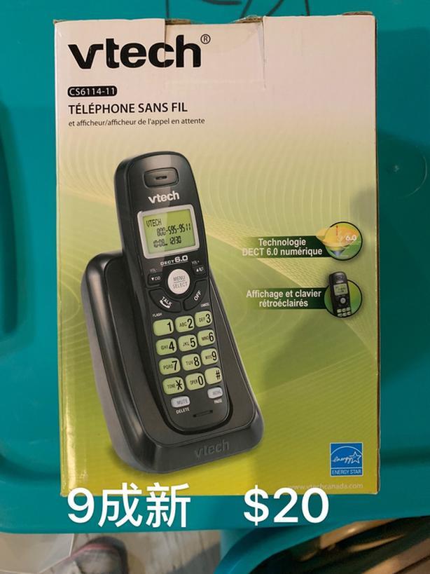 Vtech fixed-line telephone