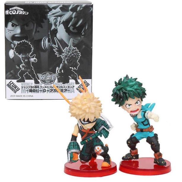MHA 50th Anniversary 2pk Figures