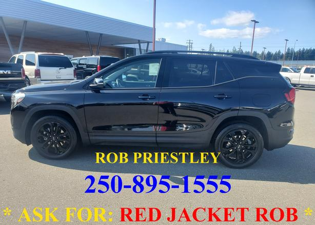 2019 GMC TERRAIN SLT AWD * ask for RED JACKET ROB *