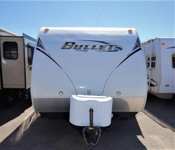 2012 Keystone RV BULLET 246RBS