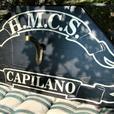 Custom Made Sign H.M.C.S. Capilano