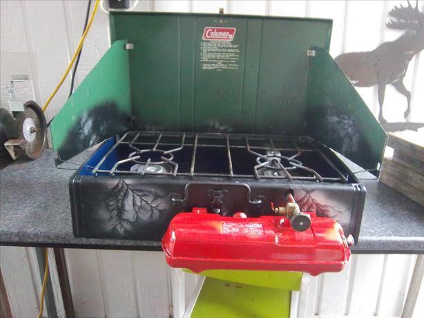 Coleman naphtha stove
