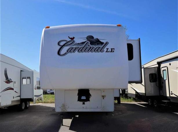 2008 Forest River CARDINAL 33LE