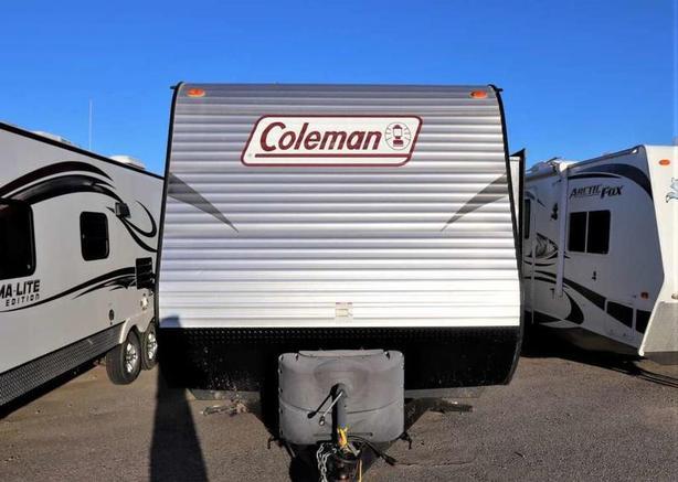 2016 Dutchmen COLEMAN CTS244BH