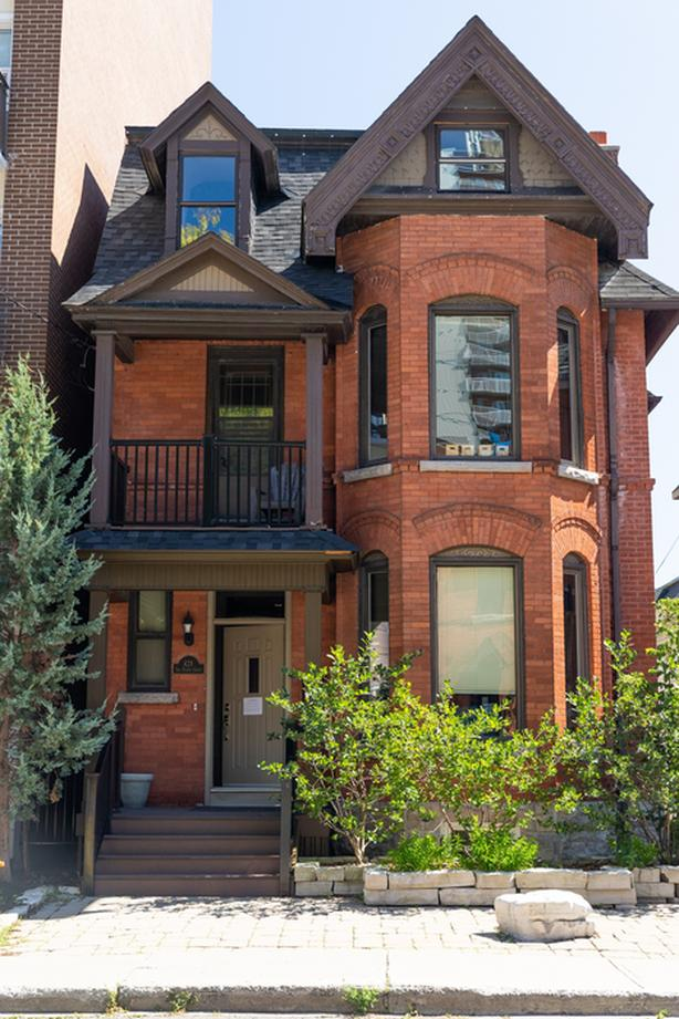 428 Gilmour - Turnkey Three-Storey Office Building for Sale in Centretown