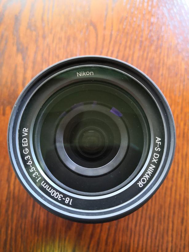 Nikon AF-S Nikkor 18-300mm 3.5-6.3G ED VR