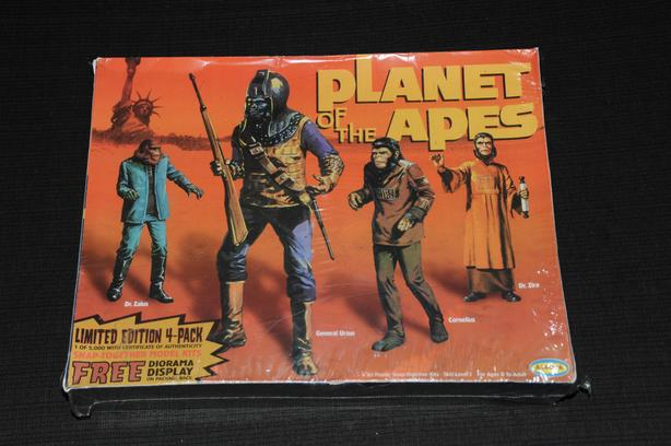 Sealed Rare Aurora Planet of the Apes Limited Edition Model Kit