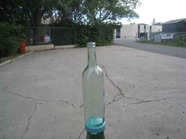 Refillable WINE BOTTLES
