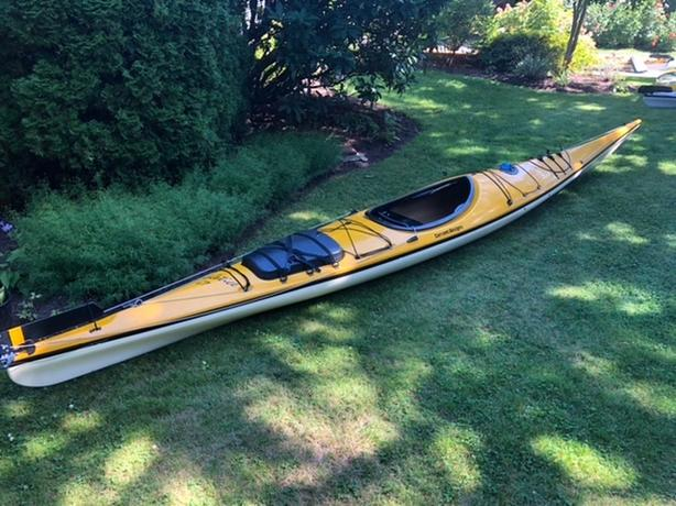 Current Designs Solstice GT Kayak