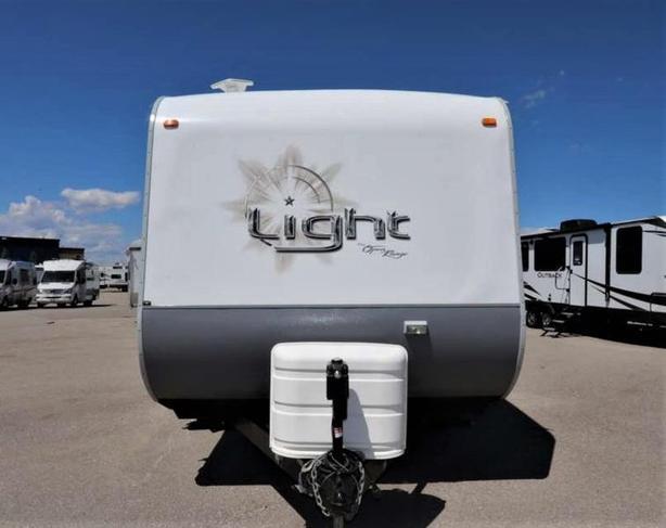 2014 Open Range RV LIGHT 308BHS