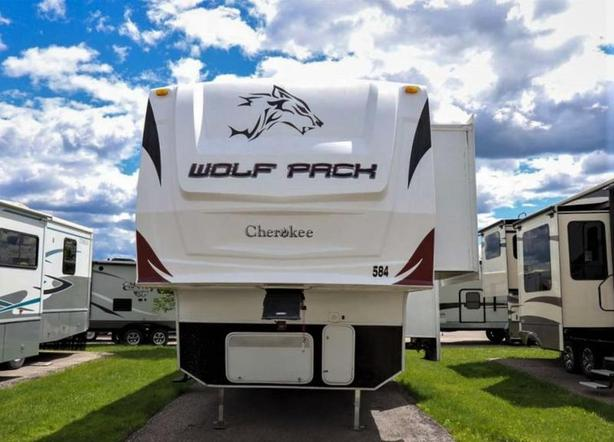 2010 Forest River WOLF PACK 306WP