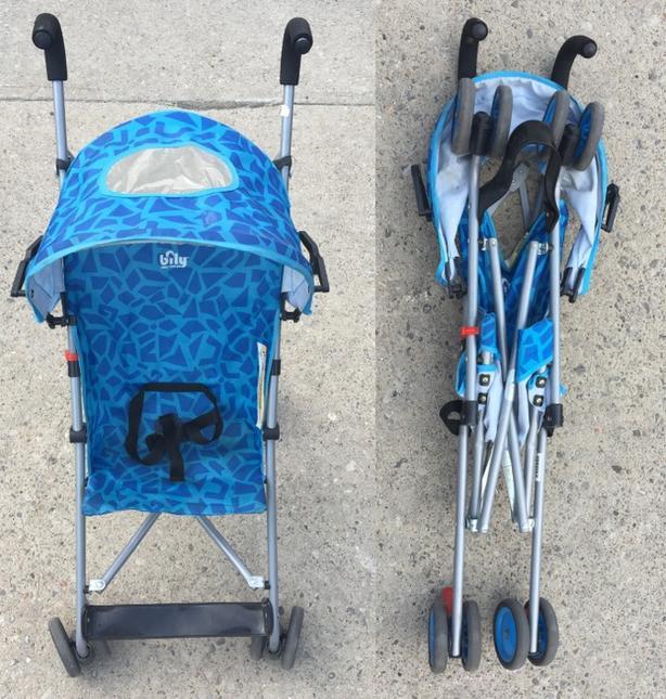 Toddler Umbrella Stroller (Ultralight/Adjustable canopy)