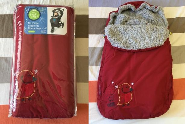 Infant Cuddle Bag (For baby carriers/Strollers/Car seats)