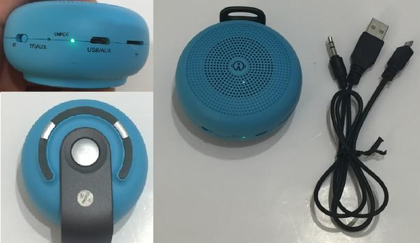 Speaker (Rechargeable/build-in MP3 player/wireless or wire connectivity)