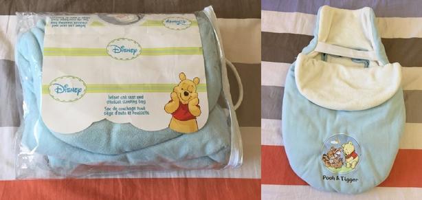 Infant sleeping bag (for Car seat or stroller)