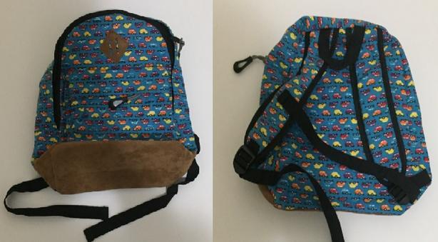 Kids Backpack (Lightweight/Adjustable shoulder straps)