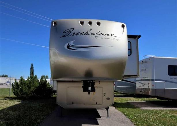 2012 Coachmen BROOKSTONE 367RL