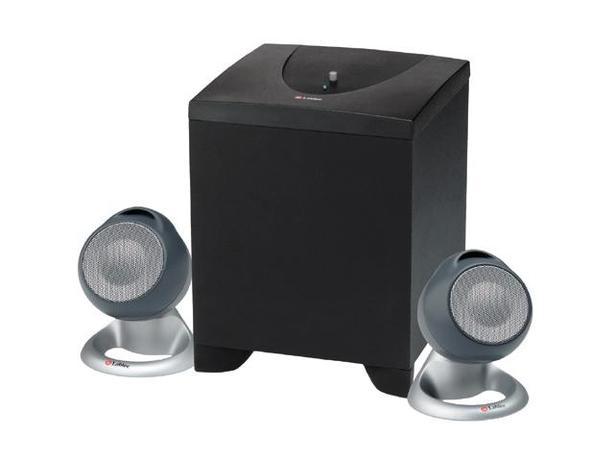 Labtec 25Watt 2.1 Stereo Speaker-÷