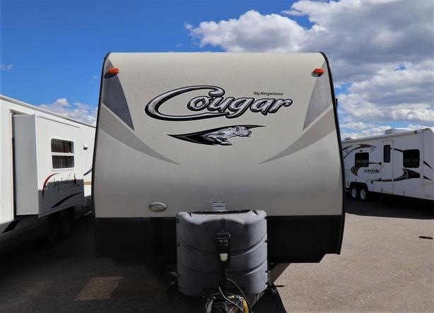 2016 Keystone RV COUGAR 31SQBWE